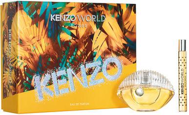 Акция на Набор для женщин Kenzo World Power парфюмированная вода 50 мл + миниатюра парфюмированной воды 10 мл (3274872395367) от Rozetka