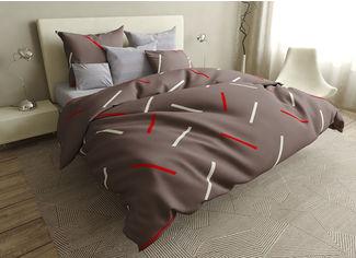 Акция на Комплект постельного белья MirSon Бязь 17-0365 Zambia Односпальный (2200002666244) от Rozetka