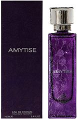 Акция на Парфюмированная вода для женщин Fragrance World Amytise аналог Lalique Amethyst 100 мл (6291106488340) от Rozetka