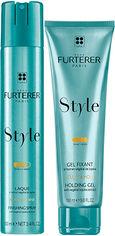 Акция на Набор двойной для укладки волос Rene Furterer Style Моделирующий гель для укладки волос 150 мл + Натуральный фиксирующий спрей для волос 100 мл (2000992875356) от Rozetka