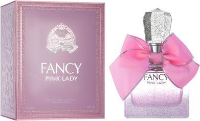 Акция на Парфюмированная вода для женщин Johan B. Fancy Pink Lady аналог Juicy Couture Viva La Juicy Glace 85 мл (3700134409546) от Rozetka