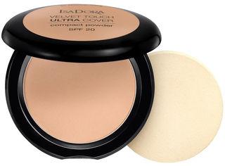 Акция на Пудра для лица Isadora Velvet Touch Ultra Cover Compact Powder 66 warm beige 7.5 г (7317852149669) от Rozetka