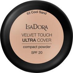 Акция на Пудра для лица Isadora Velvet Touch Ultra Cover Compact Powder 63 cool sand 7.5 г (7317852149638) от Rozetka