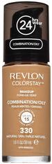 Акция на Тональный крем Revlon ColorStay комбинированная и жирная кожа с дозатором 330 Natural Tan 30 мл (309974700115) от Rozetka