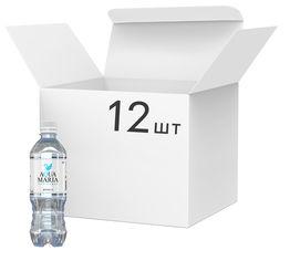 Акция на Упаковка воды Aqua Maria минеральной столовой негазированной0.5 л х 12 шт (8594730100205) от Rozetka