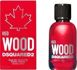 Акция на Туалетная вода для женщин Dsquared2 Wood Red Pour Femme 100 мл (8011003852697) от Rozetka