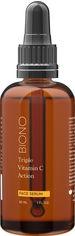 Акция на Сыворотка для лица Biono Triple Vitamin C Action Антиоксидантная для всех типов кожи 30 мл (218251131483/2182511314833) от Rozetka