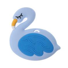 Акция на Прорезыватель Фламинго, голубой Berni Kids Голубой (51551) от Allo UA