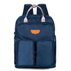 Акция на Сумка - рюкзак для мамы Синий ViViSECRET Синий (54286) от Allo UA