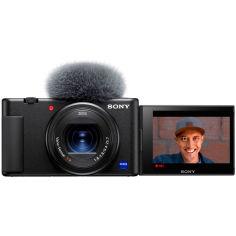 Акция на Фотоаппарат SONY ZV-1 (ZV1B.CE3) от Foxtrot