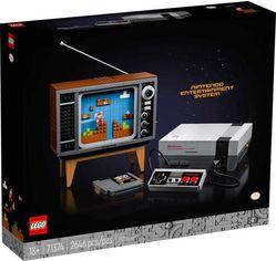Акция на Конструктор LEGO Super Mario™ Система развлечений Nintendo 71374 от MOYO