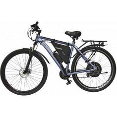 Акция на Электровелосипед UVOLT Fort Spektrum Mb-48-1000 Серый от Allo UA