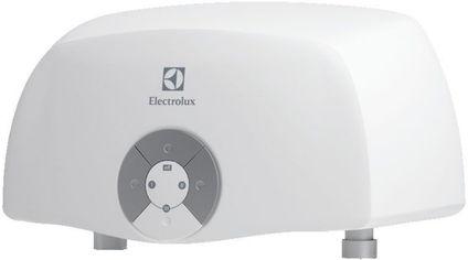Акция на Электрический проточный водонагреватель ELECTROLUX Smartfix 2.0 3.5 TS от Rozetka