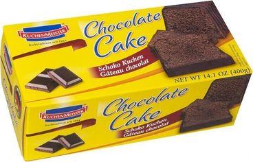 Акция на Пирог шоколадный Kuchenmeister, 400г (коробка) (EDH4101540705786) от Stylus