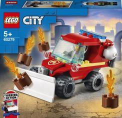 Акция на Конструктор LEGO City Пожарный пикап (60279) от Будинок іграшок