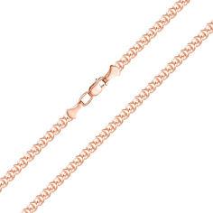 Акция на Цепочка из красного золота в плетении Лав 000135046 55 размера от Zlato