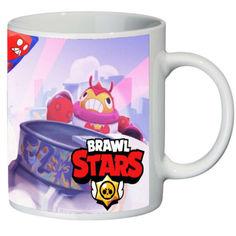 Акция на Кружка Бравл Старс Brawl Stars SuperCup (чашка-SC-BS16) от Allo UA