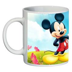 Акция на Кружка Мики Маус SuperCup (чашка-SC-MM014) от Allo UA