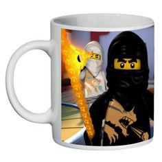 Акция на Кружка Лего LEGO SuperCup (чашка-SC-LG040) от Allo UA