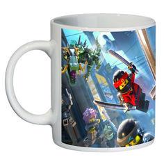 Акция на Кружка Лего LEGO SuperCup (чашка-SC-LG039) от Allo UA
