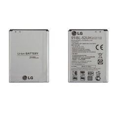 Акция на Аккумулятор для BL-52UH LG H422 Spirit Y70 2100mAh (батарея, АКБ) от Allo UA