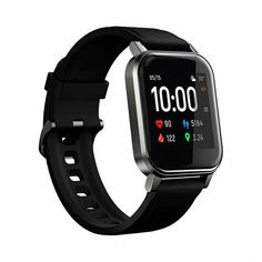Акция на Haylou Smart Watch 2 (LS02) Black от Y.UA
