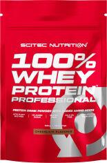 Акция на Протеин Scitec Nutrition 100% Whey Protein Prof 500 г Chocolate (5999100005501) от Rozetka