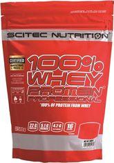 Акция на Протеин Scitec Nutrition 100% Whey Protein Prof 500 г Strawberry-White Chocolate (5999100021860) от Rozetka