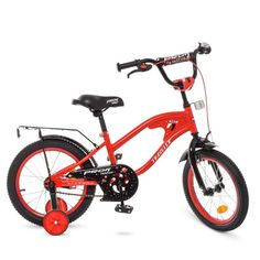 Акция на Велосипед детский двухколёсный PROFI TRAVELER 16 Красный (Y16181) от Allo UA