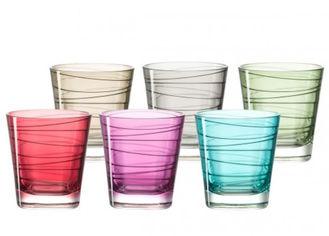Акция на Набор стаканов Leonardo Vario 250мл 6шт (L047286) от Stylus