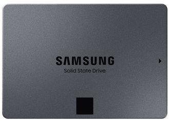 """Акция на Samsung 870 QVO 4TB 2.5"""" SATA III QLC (MZ-77Q4T0BW) от Rozetka"""