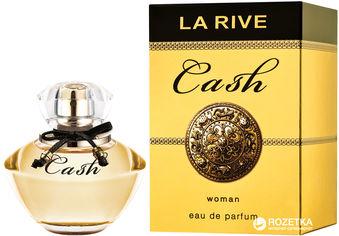 Акция на Парфюмированная вода для женщин La Rive Cash Woman 90 мл (5906735232493) от Rozetka