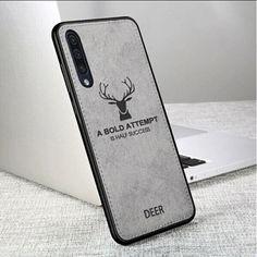 Акция на Силиконовый DEER для Huawei Y6 (2019) цвет Серый (014153_9) от Allo UA