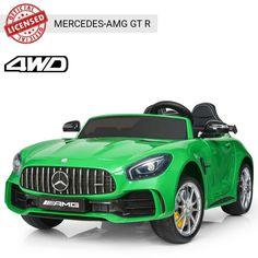 Акция на Детский электромобиль Mercedes M 3905EBLR-5 от Allo UA