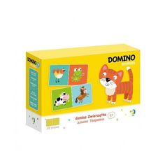 Акция на Настольная игра DoDo Домино 300137 от Allo UA
