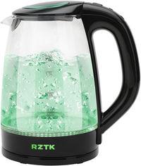 Акция на Электрочайник RZTK KS 2218 Led от Rozetka
