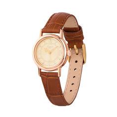 Акция на Золотые кварцевые часы 000136607 от Zlato