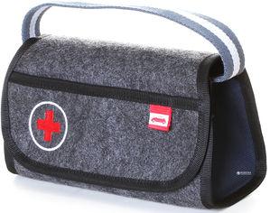 Акция на Сумка-органайзер Oneredcar Аптечка X-AG в багажник Grey (X-A.В11Н45.Р48.208) от Rozetka