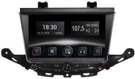 Акция на Автомагнітола штатна Gazer CM6509-GS для Opel Astra (K) (2014-2017) от Територія твоєї техніки