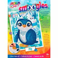 Акция на Набор для творчества SEQUIN ART SMOOGLES Пингвин SA1817 от Foxtrot