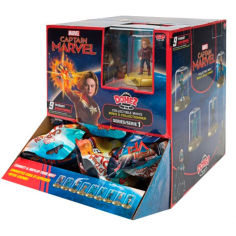 Акция на Коллекционная фигурка Domez Jazwares Marvel - Captain Marvel S1 (DMZ0147) от Foxtrot