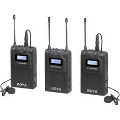 Акция на Микрофонная система Boya BY-WM8 Pro-K2 от Allo UA