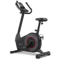 Акция на Велотренажер HS-100H Solid iConsole+ мат черный от Allo UA