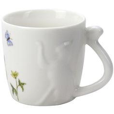 Акция на Чашка фарфоровая 275 мл Nature Bloom Limited Edition B1482-09735-3 от Podushka