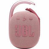Акция на Портативная акустика JBL Clip 4 Pink (JBLCLIP4PINK) от Foxtrot