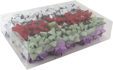 Акция на Набор для упаковки подарков Angel Gifts 30 шт в упаковке микс цветов (Я17054_AG1248) от Rozetka