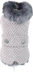 Акция на Куртка Croci Desire Утепленная XL Белая (8023222216167) от Rozetka