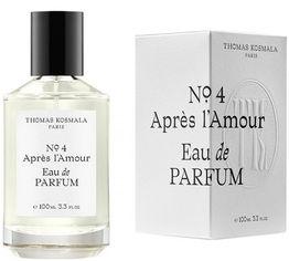 Акция на Парфюмированная вода унисекс Thomas Kosmala No 4 Apres L'amour 100 мл (ROZ6400104621) от Rozetka