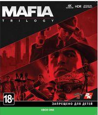 Акция на Игра Mafia Trilogy для XBOX One от Rozetka