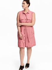 Акция на Платье H&M KK3604948 38 Розовое (2009900049094) от Rozetka